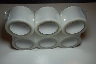24 Rolls 3 Extra-wide Clear Shipping Packing Moving Tape 110 Yds330 Ea - 2mil