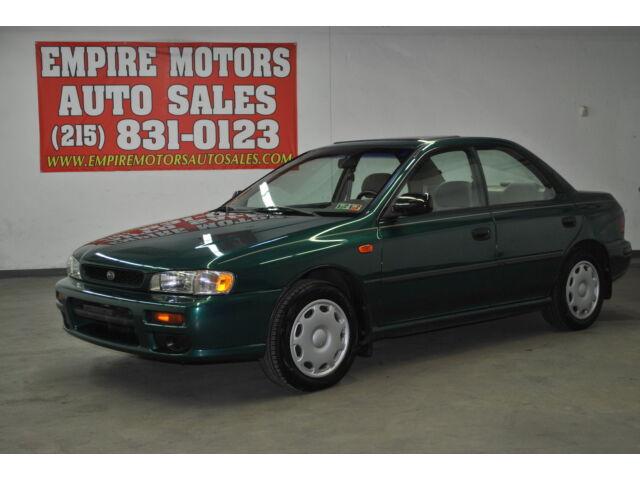 2000 Subaru Impreza For Sale