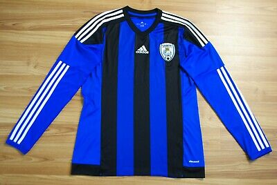 COVENTRY SPORTING FOOTBALL CLUB SHIRT JERSEY 2017-2018 ADIDAS SIZE MENS SMALL image