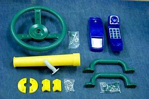 Swingset Accessory Kit,Playground accessories,play set toys,swing set,4pc random