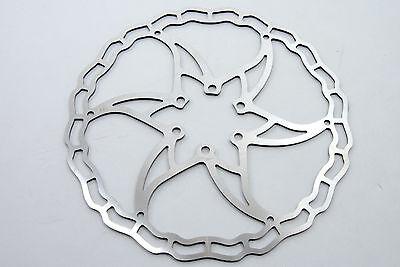 World's Lightest Disc brake Rotor 180mm - SILVER vs Ashima Ai2 Ai 2
