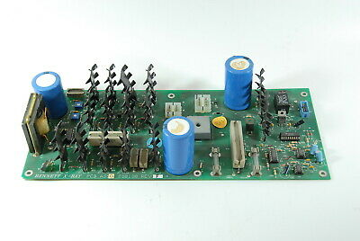 Bennett X-ray Pcb Assy 6-way Logic Board For Elevating Table 208108
