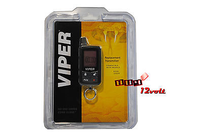 VIPER 7345V LCD Replacement Remote for Viper Responder 350, Viper5000, Viper3305