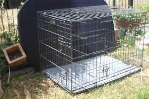 Animates 700 series x Large heavy gauge metal dog/pet crate/cage