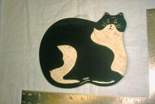 Warren Kimble CAT COLLECTION Fat Cats RALPH Collectible Figural Trivet