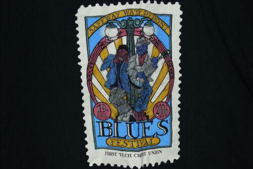 Portland Waterfront 2006 Blues Festival t shirt XL