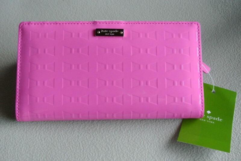 KATE SPADE NEW YORK FANCY THAT LACEY STACY WALLET