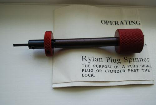 RY57 Rytan Plug Spinner Old Version with Aluminum Knobs  VERY RARE!