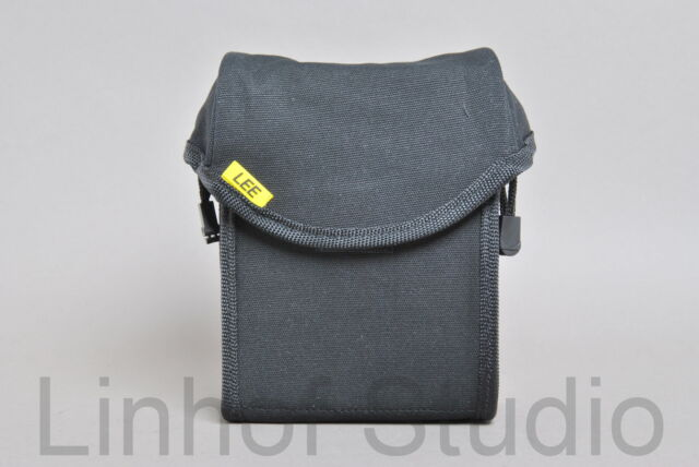 Lee Filters Field Pouch Holds 10 Filters for the 100mm System - Black