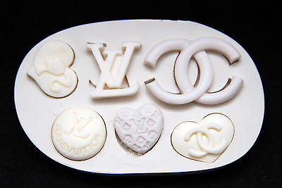 Sugarcraft Fondant Mold Suparpaste Mould PolymerClay Cake Decorating Tool mini45