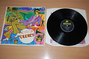 THE BEATLES Collection Of Beatles Oldies UK LP NICE STEREO 1ST PRESS PCS 7016