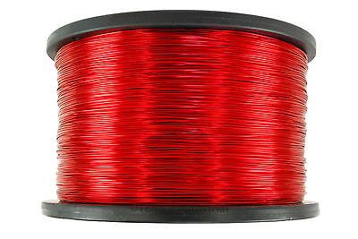 Temco Magnet Wire 22 Awg Gauge Enameled Copper 2.5lb 1250ft 155c Coil Winding