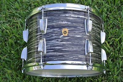 Pearl Black Classic Drum (1967 Ludwig CLASSIC 13