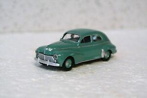 Brekina  29050 HO 1/87 Peugeot 203 Mint Turquoise C-9 NIB