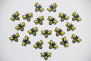 ADHESIVE VINYL BUMBLE BEES - Crafts - Laptops, Phones, Decals, Stickers, Vehicle