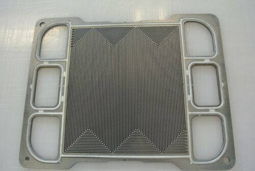 Used Plug Power Hydrogen Fuel Cell Graphite Bipolar Plate Build Electrolyzer