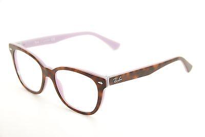 ae3c782e77e3 New Authentic Ray Ban RB 5310 5240 Havana Purple 51mm Eyeglasses Frames RX