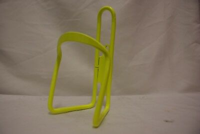 Sunlite Alloy Bicycle Water Bottle Cage, Neon Yellow](Yellow Water Bottle)