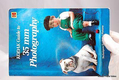 Fotografie-handbuch (Kodak 35mm Fotografie Handbuch Anleitung Original (En))