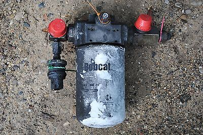 Hydraulic Filter Mount Bobcat 751 Skid Steer