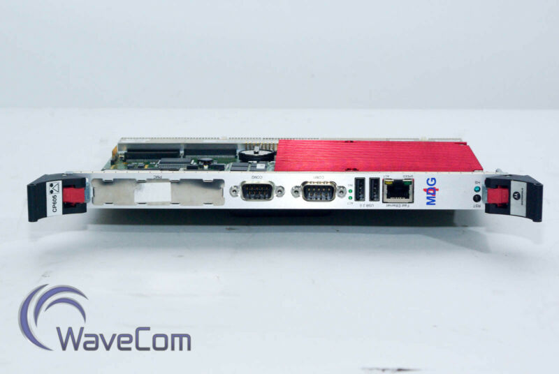 Kontron CP605 CompactPCI Single Board Computer 2GB DDR P4 2.2Ghz