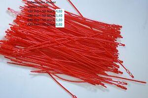 blitzbinder kabelbinder immer wieder lösbar 50 st 240mm lang