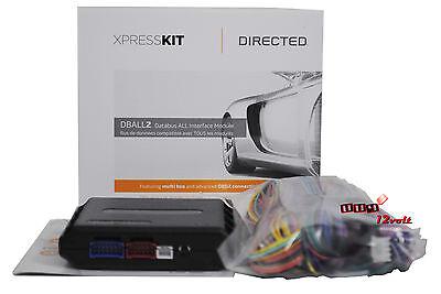 XPressKit DEI DBALL2 Databus All Combo Bypass & Door Lock Module + FREE FLASHING