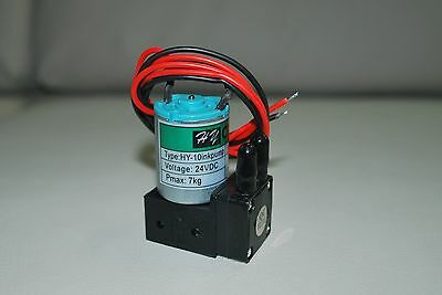 Ink Pump For Wide Format Printers 100-150mlmin 24v3w. Us Fast Shipping.
