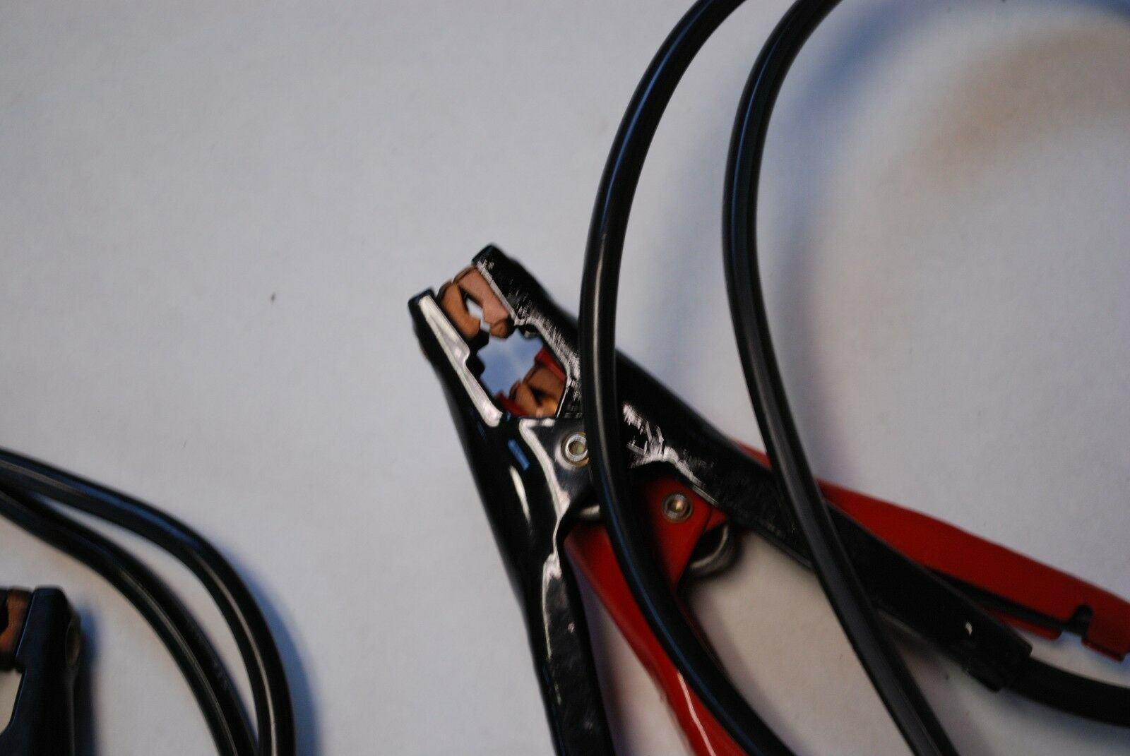 Car & Truck Battery Jumper Cables Positive And Negative