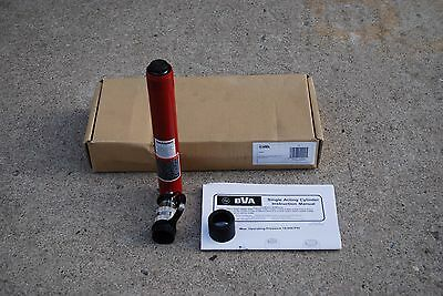 Bva H0507 Hydraulic Cylinder 5 Ton 7 Stroke 10000psi Rc-57 Equiv. New