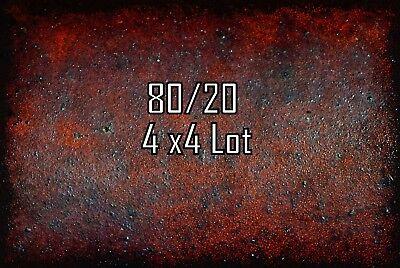 8020 T-slot Aluminum Extrusion Hardware 4 X 4 N Lot
