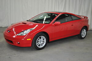 2000-Toyota-Celica-GT-5-Speed-Manual-One-Owner-No-Reserve