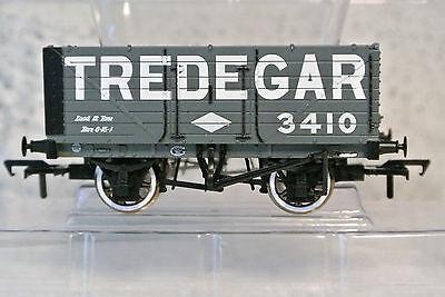 Bachmann Branch-Line OO 37-091 7 Plank Wagon TREDEGAR w/Load  C-9 NIB