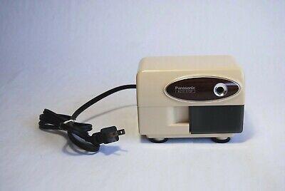 Vintage Panasonic Desktop Electric Pencil Sharpener Model No. Kp-310 Tested