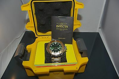 INVICTA 22852 SWISS MADE GRAND DIVER  SW200 AUTOMATIC  50MM CASE DIAMETER