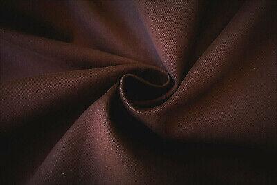 Wolle Gabardine (Dunkel Weinrot Woll Mischung Gabardine Medium WEIGHT154 Breit aus Italien D90)