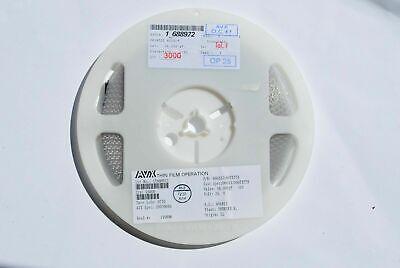 Avx Rf Microwave Capacitor 06033j160fbttr 0603 16pf 25v 1 25pcs Rohs