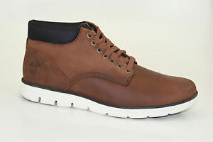 Timberland-Bradstreet-Chukka-Botas-Ultra-Ligero-Botines-Hombre