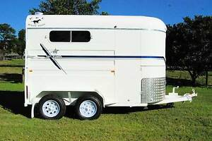 """PBL """"Ex Demo"""" SL600 Model Horse Float - Fully Enclosed Brendale Pine Rivers Area Preview"""