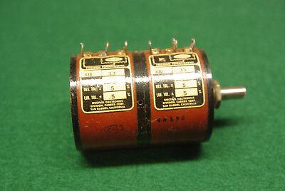 Spectrol Precision Multi-turn Stacked 15 K Ohm Potentiometer