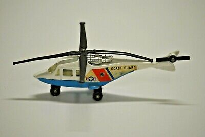 1976 Matchbox USA Coast Guard Helicopter Lesney Diecast Made in England