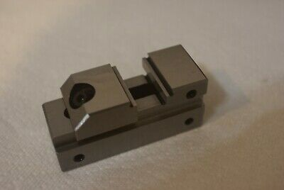 1 Precision Grinding Toolmaker Screwless Vise
