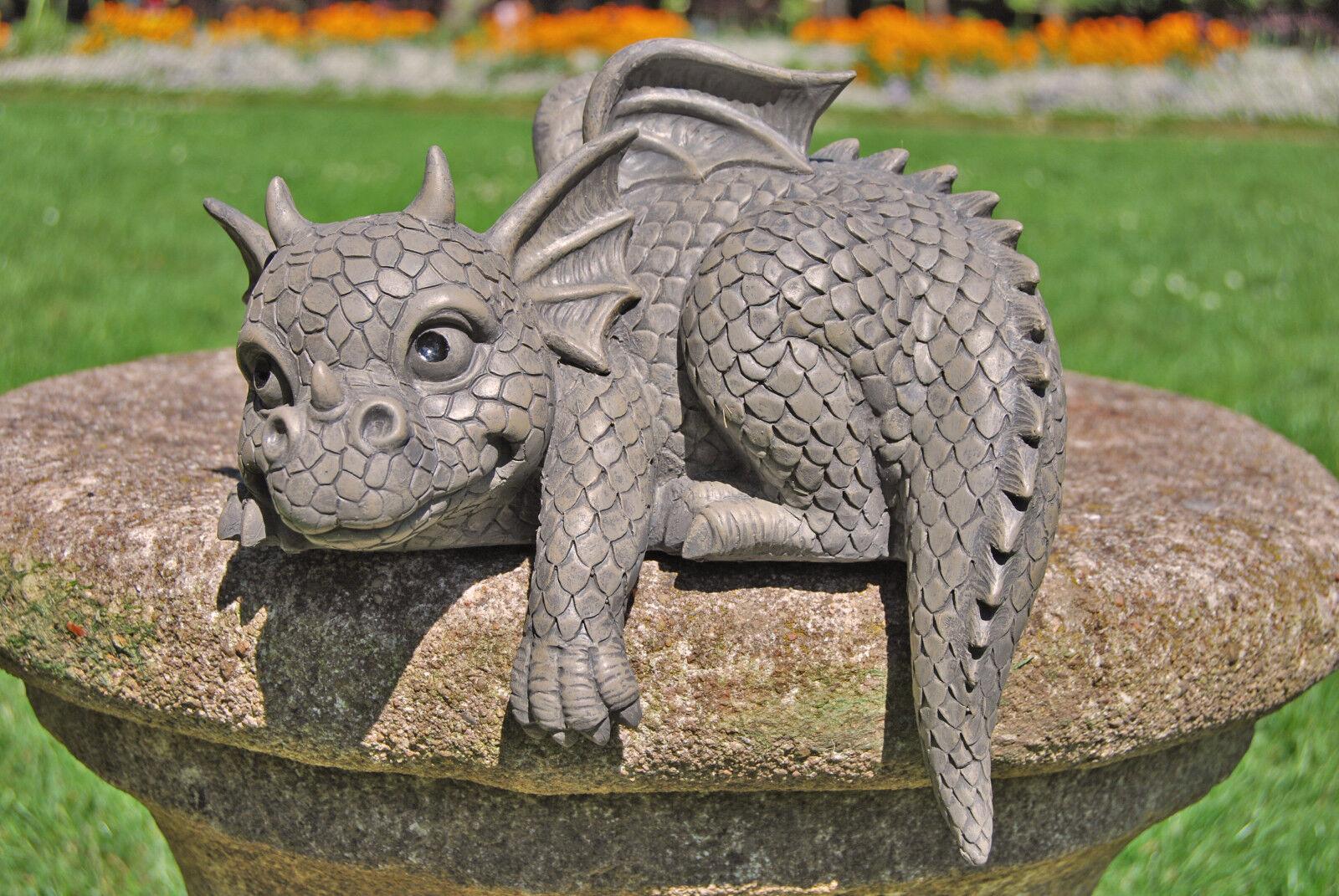 Drachen figuren garten test vergleich drachen figuren for Gartendeko figuren gunstig