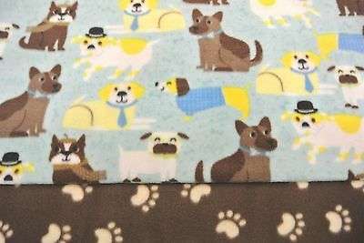 Basset Boston Terrier Doxie Dog Pet Blanket Can Personalize 28x22