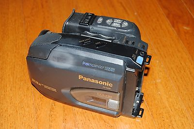 Видеокамеры Panasonic Palmcorder PV-A208 VHS C