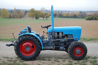 Pleuelbuchse Eicher EDK motor Raubtierserie Traktor