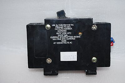 Cutler Hammer Qcr2060 60Amp Circuit Breaker