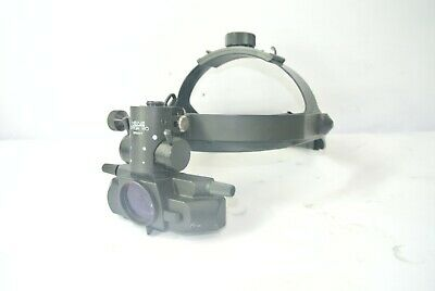 Heine Omega 180 Binocular Indirectophthalmoscope Headset Only