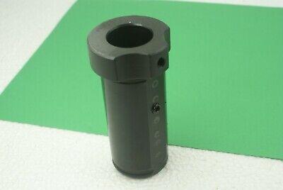 Used 85726 Cnc Lathe Boring Sleeve Socket Bushing 1 12 O.d. X 1 I.d. X 3 34