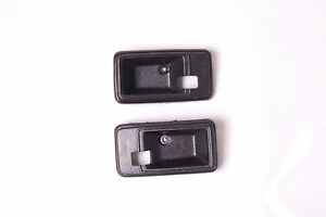 75 76 77 78 79 Nova Camaro Firebird Skylark Omega Door Handle insert Bezel pair